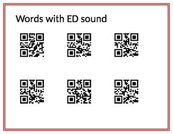 Sorting ED endings with QR Codes