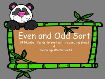 Sorting Even and Odd