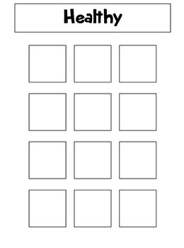 Advanced Sorting File Folder Activities for Preschool and Kindergarten