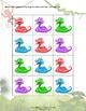 Sorting File Folder Game - Snakes