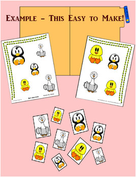Sorting Font for U V W X - Letter Print Recognition - Reading Literacy Center -