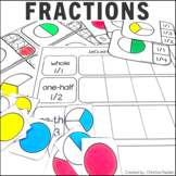 Fraction Worksheets and Clip Cards