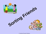 Sorting Friends