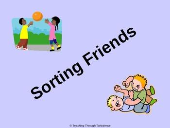 Sorting Friends