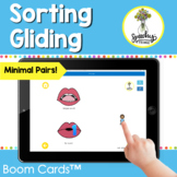 Sorting Fronting Minimal Pairs R and W, L and Y, L and W -