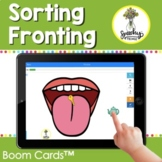 Sorting Fronting Minimal Pairs in Speech Therapy  - Backin