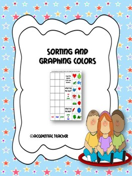Sorting, Graphing and Counting Color Theme