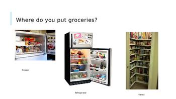Sorting Groceries