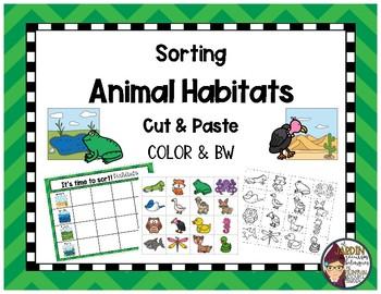 Sorting Habitats