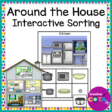 Sorting Household Objects Interactive Book