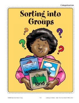 Sorting Into Groups (Categorization)