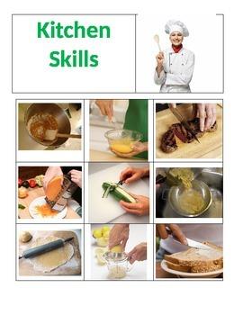 Sorting - Kitchen Skills 1
