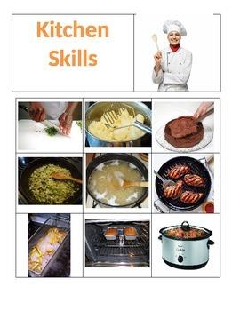 Sorting - Kitchen Tools