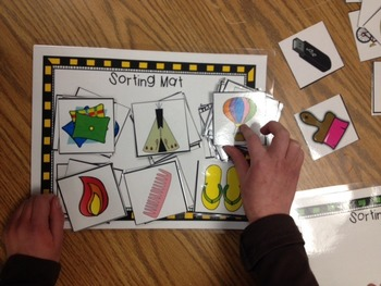 Sorting  *Learning to Think Outside the Box!*