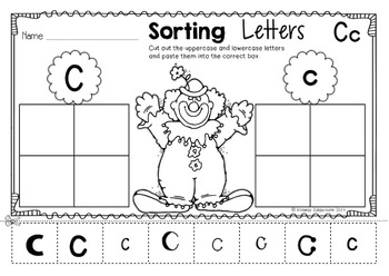 Sorting Letters