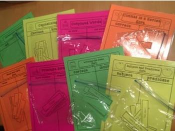 Sorting Literacy Activities- Bundle Pack