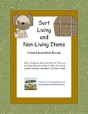 Sorting Living and Non-Living Things