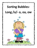 Sorting Long /o/- o, oa, ow