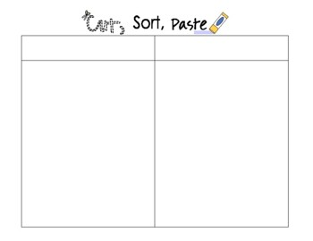 Math Unit: Sorting by Attributes