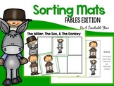 Sorting Mats- Fables Edition