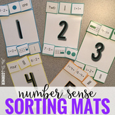 Sorting Mats for Students with Special Needs { NUMBER SENS