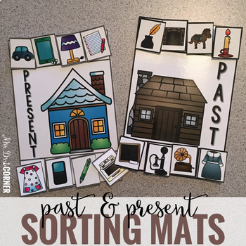 Sorting Mats for Students with Special Needs { PAST AND PR