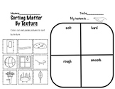 Sorting Matter by Texture