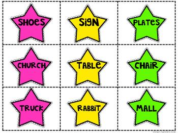 Sorting Nouns Activity