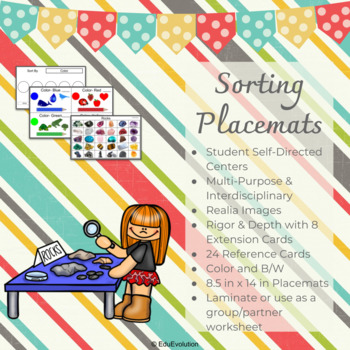 Sorting Placements for Student-Directed Centers