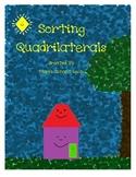 Sorting Quadrilaterals