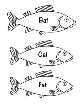 Sorting Rhyming Fish