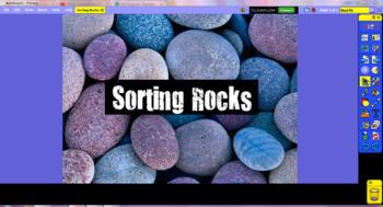 Sorting Rocks Flipchart (ActivInspire)