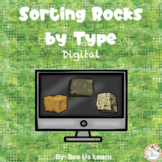Sorting Rocks by Type Digital Activity
