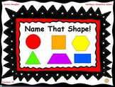 Sorting Shapes: An Activeboard Math Center (K.G.2)