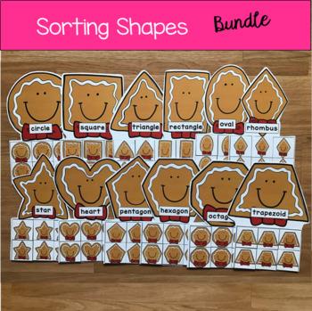 Sorting Shapes Growing Bundle