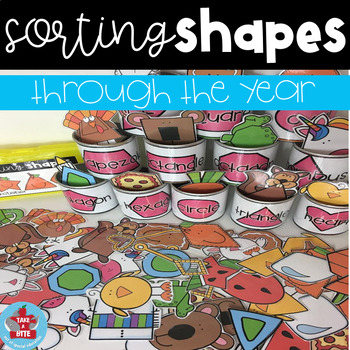 Sorting Shapes Through the Year