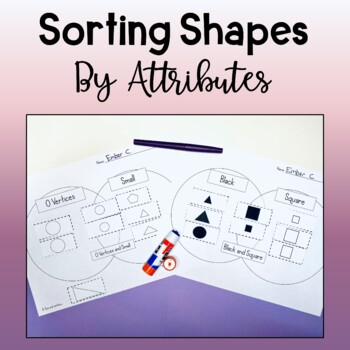 Sorting Shapes by Attributes--FULL VERSION