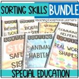 SPED Sorting Skills BUNDLE