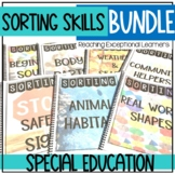 Sorting Skills BUNDLE