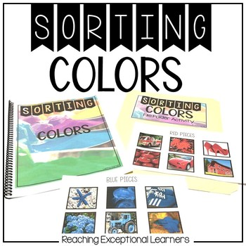 SPED Sorting Colors