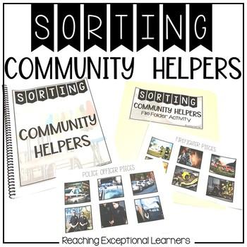 SPED Sorting Community Helpers