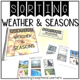 Weather and Seasons Sorting