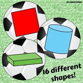 Sorting Soccer Shapes