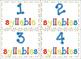 Sorting Syllables mini set