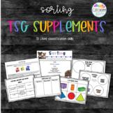 Sorting / TSG 13 / Supplements