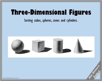 Sorting Three-Dimensional Figures