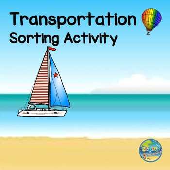 Sorting Transportation Items