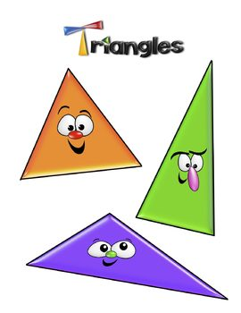 Sorting Triangles by Side Length (Tricky Triangles Set 1)