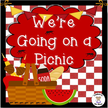 Sorting - We're Going on a Picnic
