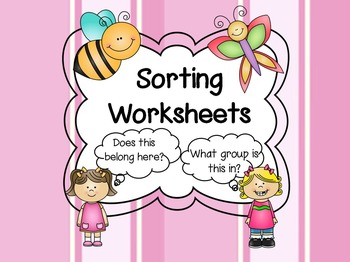 Sorting Worksheets